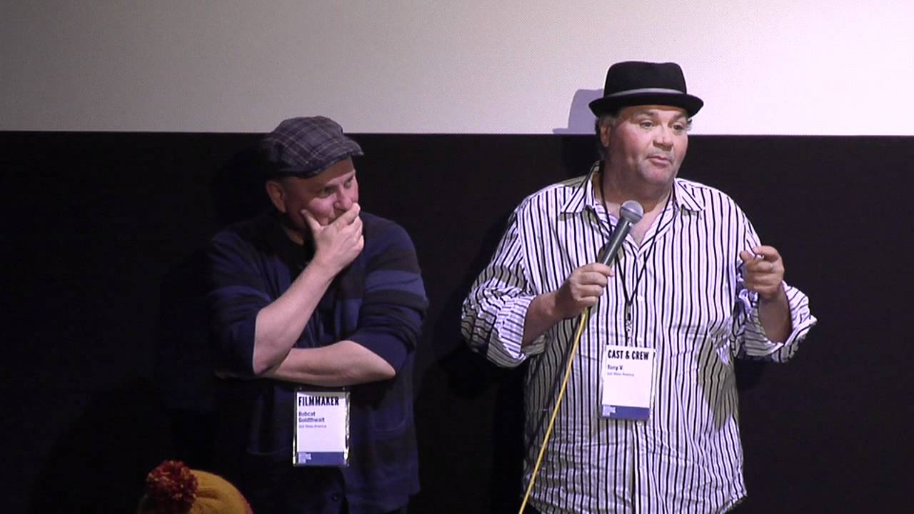 Download Bobcat Goldthwait talks about Martin Scorsese on Shakes the Clown