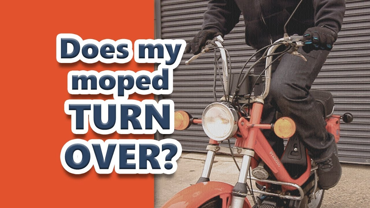 Detroit Moped Works – Repairing and Selling Vintage Two