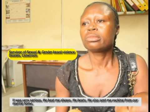 Representing survivors of GBV and HIV in Cameroon's media