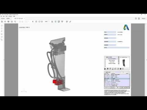 3D PDF Consortium - The Experts in PDF for Engineering