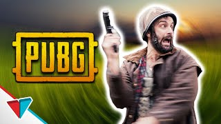 Panic Under Fire - PUBG Logic (player unknown battlegrounds loot lust panic) | VLDL