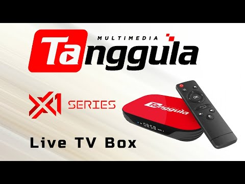 Tanggula X1 Live TV Android TV Box With Some Kick