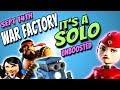 Boom Beach Gearheart's War Factory Unboosted Solo - Hookas Strategy 14.09.2017