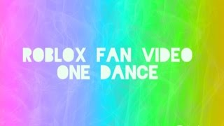 Roblox One Dance - Video musicale