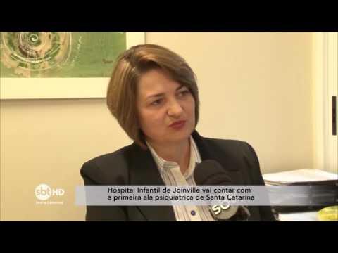 Hospital Infantil de Joinville vai contar com primeira ala psiquiátrica de Santa Catarina