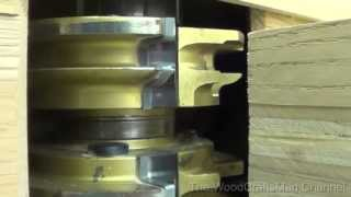Cabinet Door Part Shaper Set Up- In Depth Detail 2