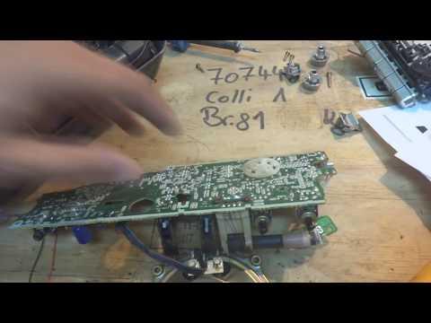 Stereo repair ; Audio repair; Radio repair at home easily; Learn Electronics part 2