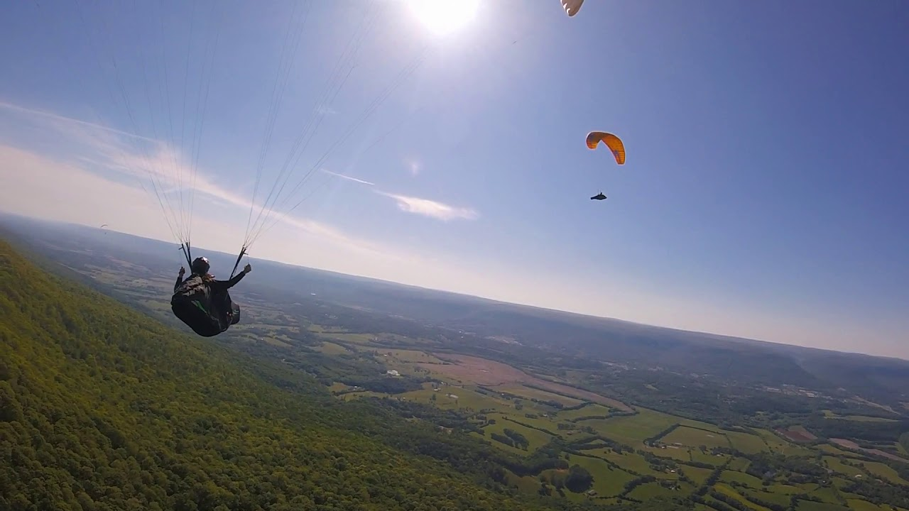 Catch Me If You Can    | Tennessee Paragliding
