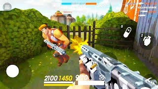 Guns Of Boom - Mobile Online FPS  #41 (Android Gameplay ) Droidnation