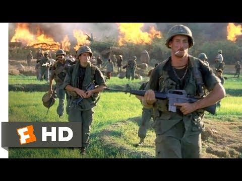 platoon-(1986)---burning-the-village-scene-(4/10)-|-movieclips