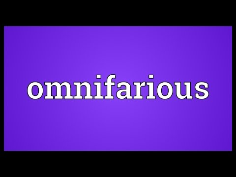 Header of omnifarious