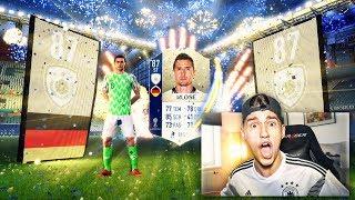 FIFA 18: WM 2018 KLOSE ICON IM PACK OPENING 😱🔥 WM Modus PS4