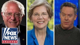 Gutfeld on the feud between Bernie and Liz