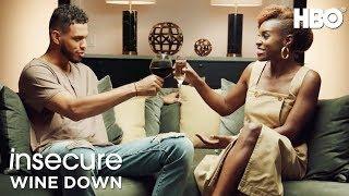 'Wine Down' Ep. 5 w/ Issa & Sarunas J. Jackson | Insecure | Season 2
