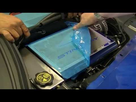 hqdefault how to install a 2014 corvette stingray fuse box cover youtube car fuse box cover at gsmx.co