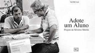News   Professor que dá aulas de graça numa praça pública de Botafogo Rio de Janeiro