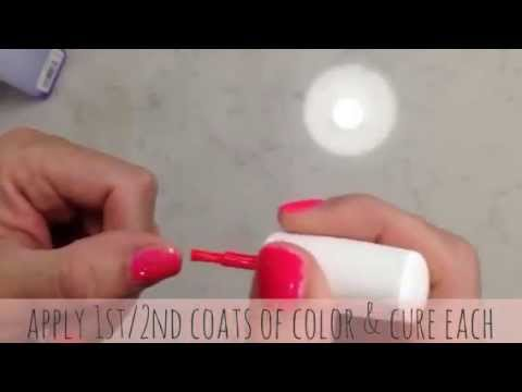 How to remove gel polish in seconds and without acetone! So Gloss ...