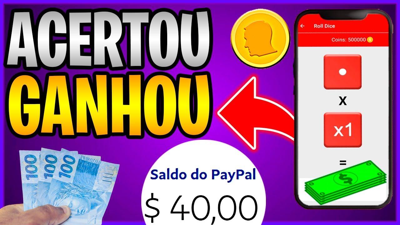 [NOVO] APLICATIVO PARA GANHAR DINHEIRO JOGANDO E COM SAQUE MÍNIMO DE U$1 DÓLAR NO PayPal