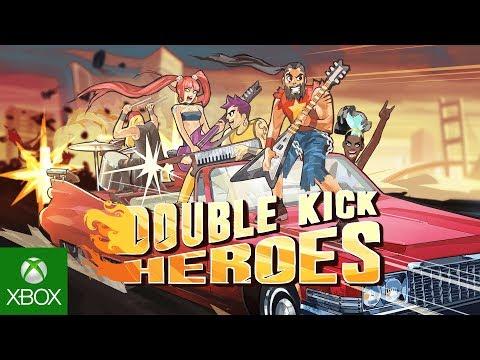 Double Kick Heroes выходит 28 августа и сразу будет доступен по Xbox Game Pass