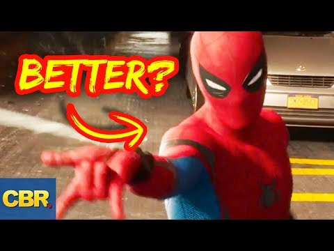 Thumbnail: Spider-Man: 10 Versions Better Than Peter Parker
