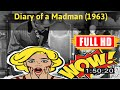 [ [NEW VLOG] ] No.2 @Diary of a Madman (1963) #The4394wqhie