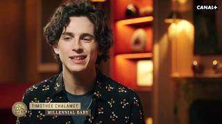 Timothée Chalamet, Millennial Baby - Reportage cinéma