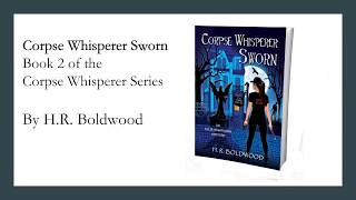 Book Trailer Corpse Whisperer Sworn