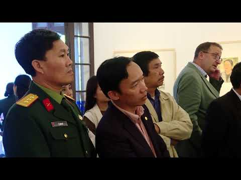 Art exhibition on Vietnam People's Army