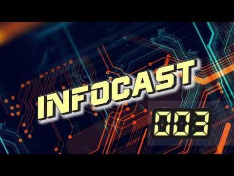 INFOcast 3 : Если Window 7 не выключается, GOOGLE запрещает скачивать по HTTP и FTP, HDD на 80Tb