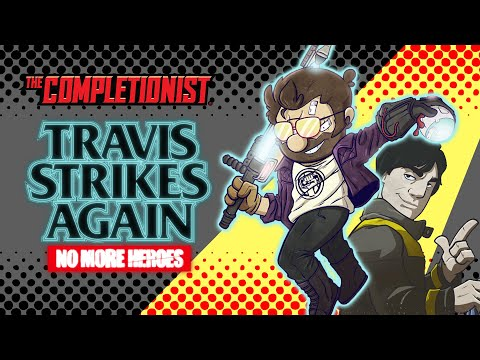 Travis Strikes Again: No More Heroes ft. Suda51 | The Completionist