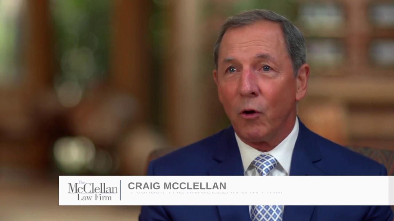 Craig R  McClellan   Founding Attorney