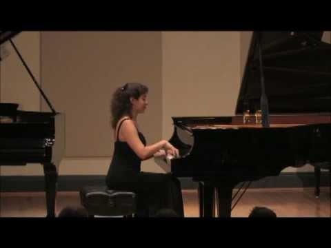 Barcarolle (June), Tchaikovsky, played by Inna Faliks