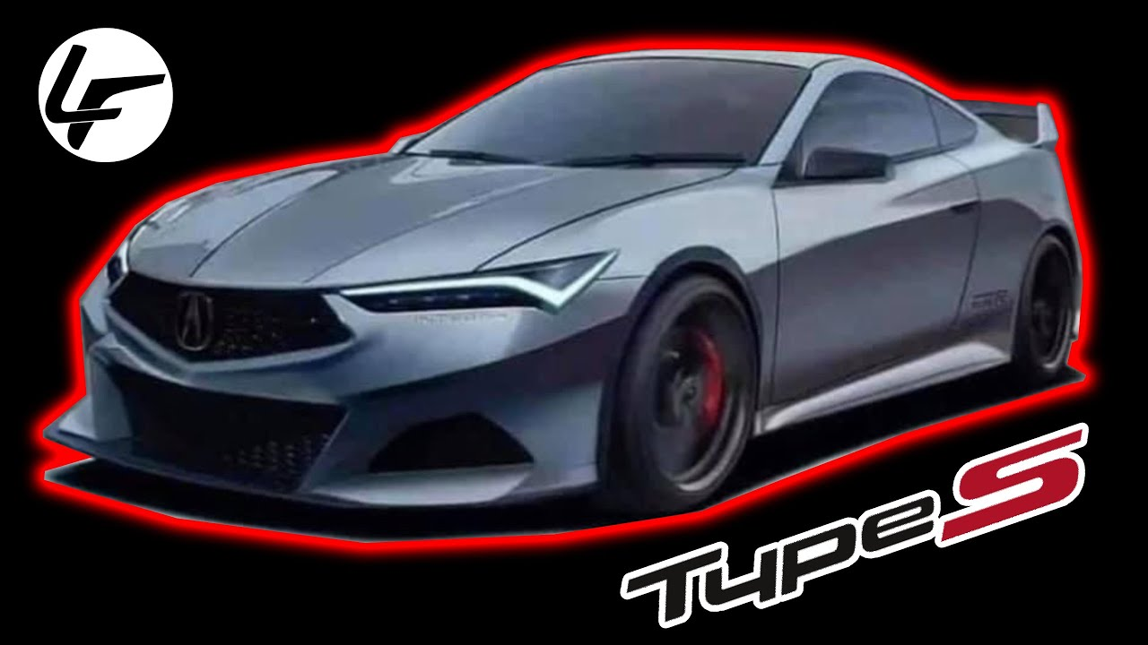 Download Could THIS be the all-new Acura Integra Type R?