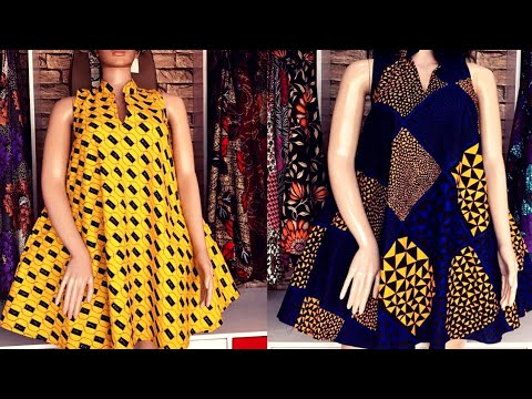 Download How to: make a circle dress/umbrella dress/ cutting and stitching