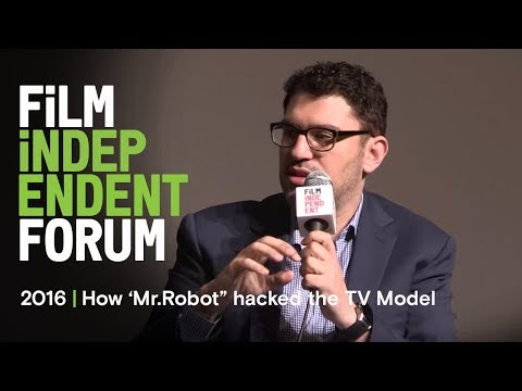 How 'Mr. Robot' Creator Hacked the TV Model | 2016 Film Independent Forum