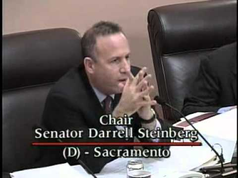 Senate Rules Committee Part 1   12/16/2009