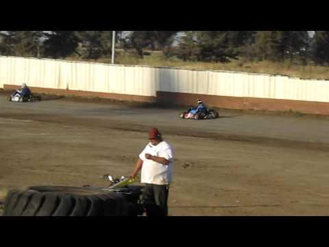 CORA Speedway 8/6/11 100cc flat karts