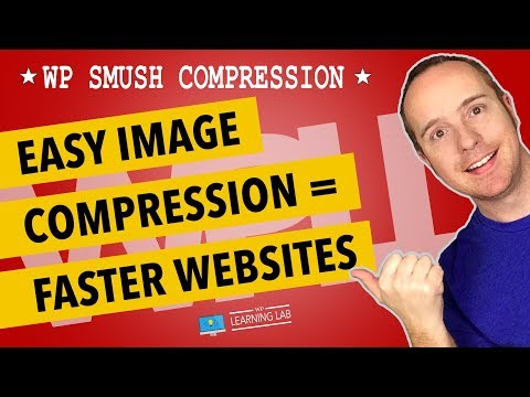 WP Smush It Is A Great Image Compression Plugin - 동영상