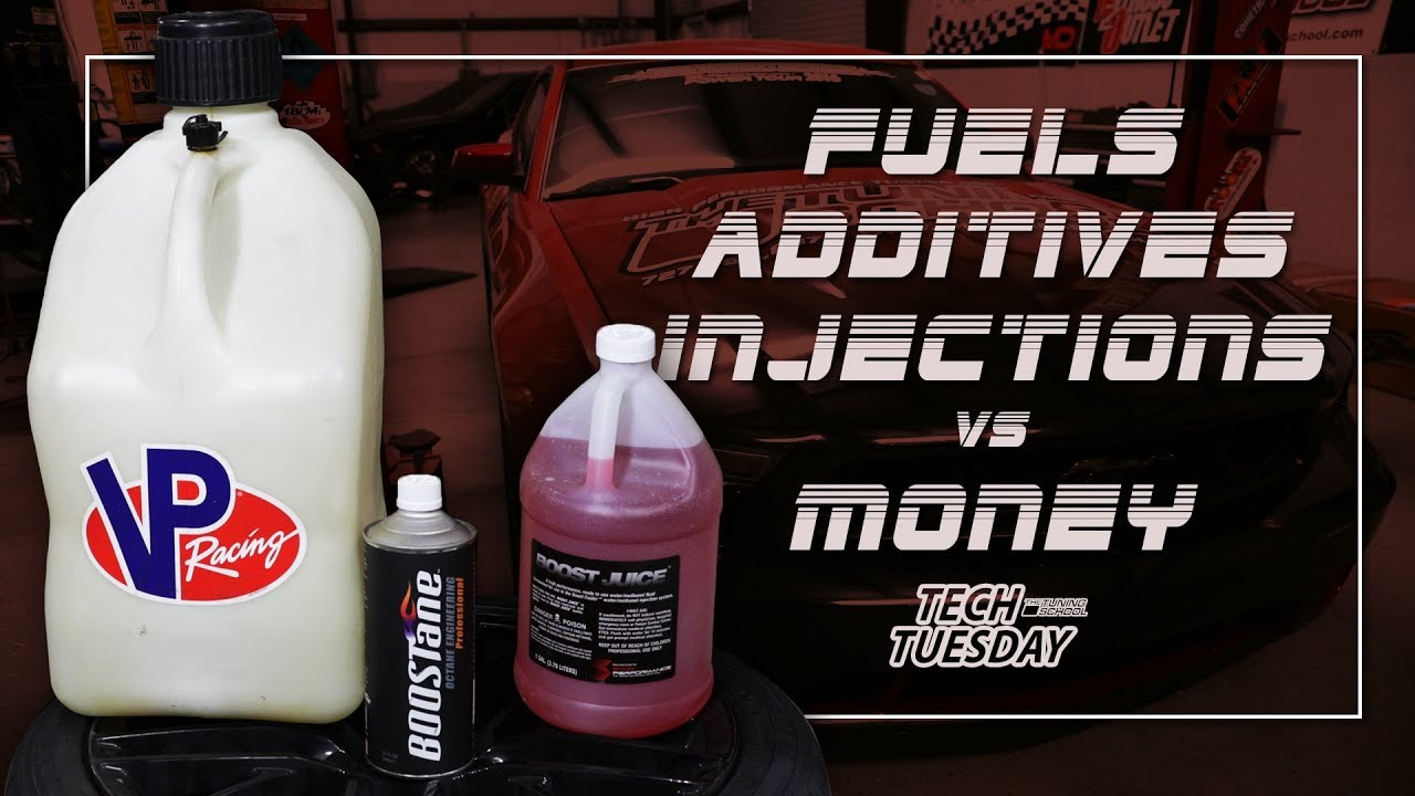 Fuel additive injections: Which is the best for the money