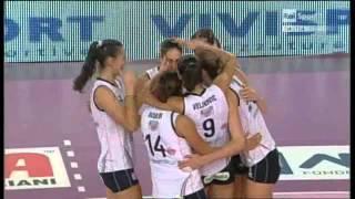 121013 Supercoppa Italiana: Unendo Yamamay Busto Arsizio - Asystel Mc Carnaghi Villa Cortese