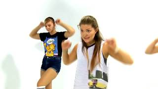 Видеоурок Dancehall № 2