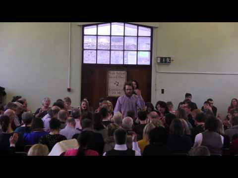 277 Antioch - Sixth Ireland Sacred Harp Convention, 2016