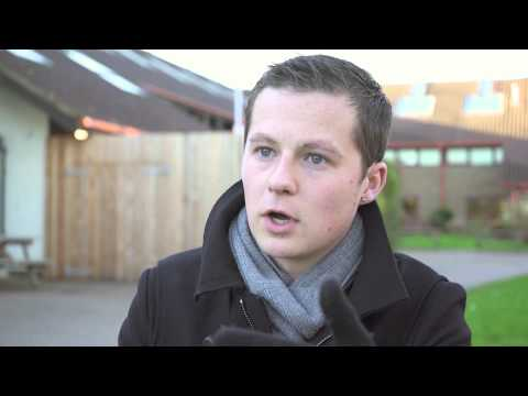 AUB BA (Hons) Acting Graduate Harry Reid (Ben Mitchell in Eastenders)