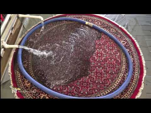 New innovation for the carpet cleaning Industry and Oriental rug owners