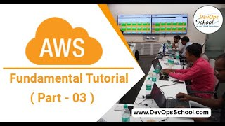 AWS Fundamental Tutorial for Beginners with Demo 2020 ( Part - 03 ) — By DevOpsSchool