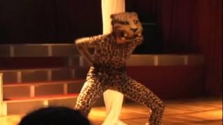 Danza de jaguar.