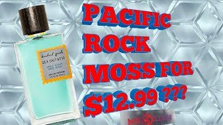 PACIFIC ROCK MOSS FOR $12.99?!?! SEA SALT & FIG by OLD NAVY