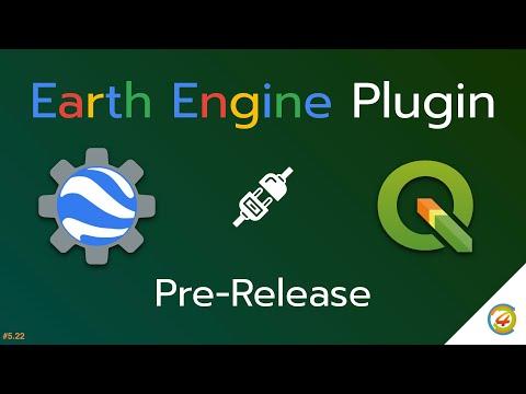 QGIS tutorial: Earth Engine plugin pre-releasee [EN] thumbnail