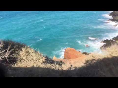 traveling from Hersonissos to Heraklion. Greece.Crete. Путешествие из Херсониссоса в Ираклион.