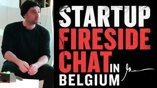 startup fireside chat gary vaynerchuk   belgium 2017